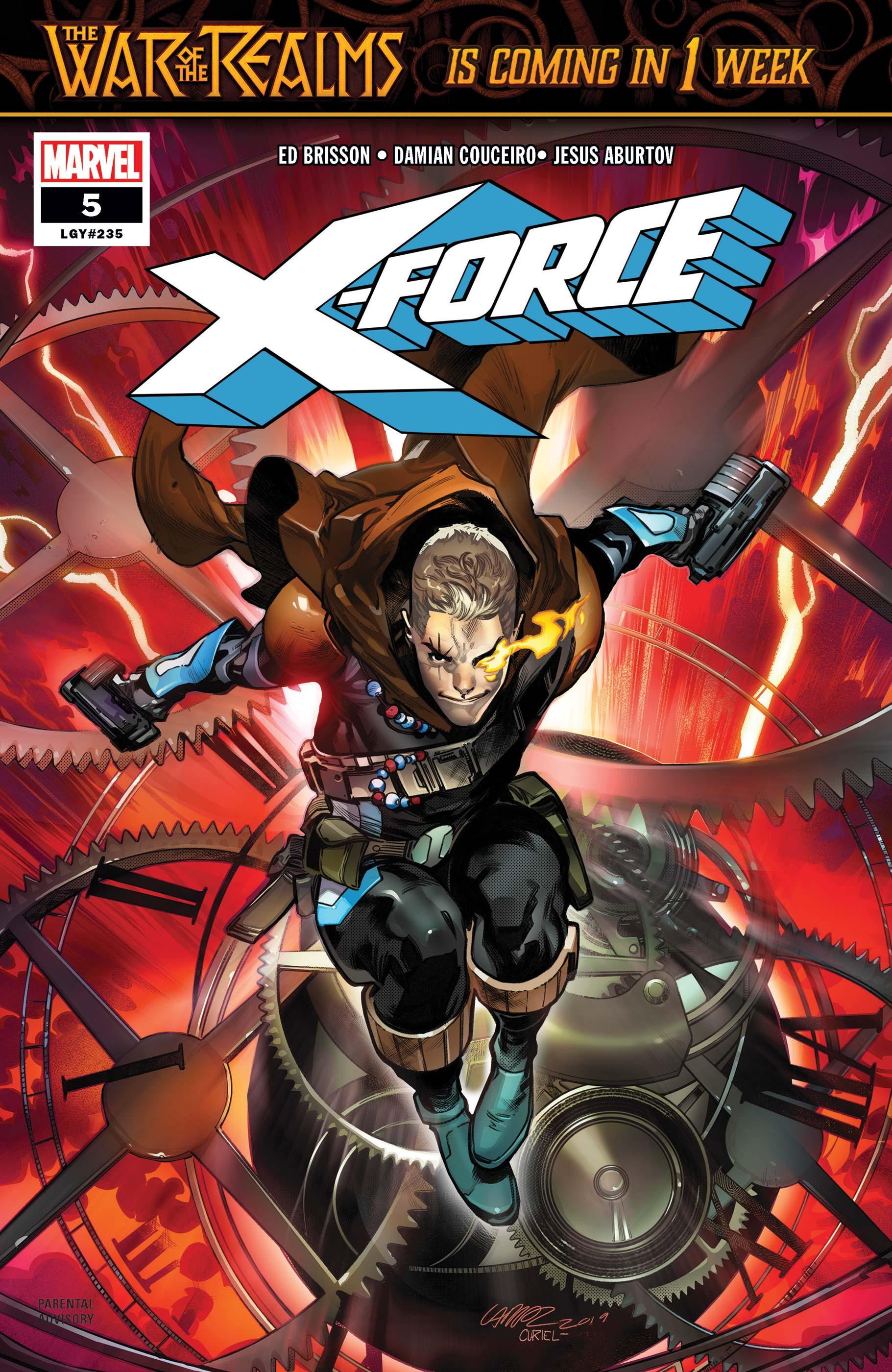 X-Force (2018) #5