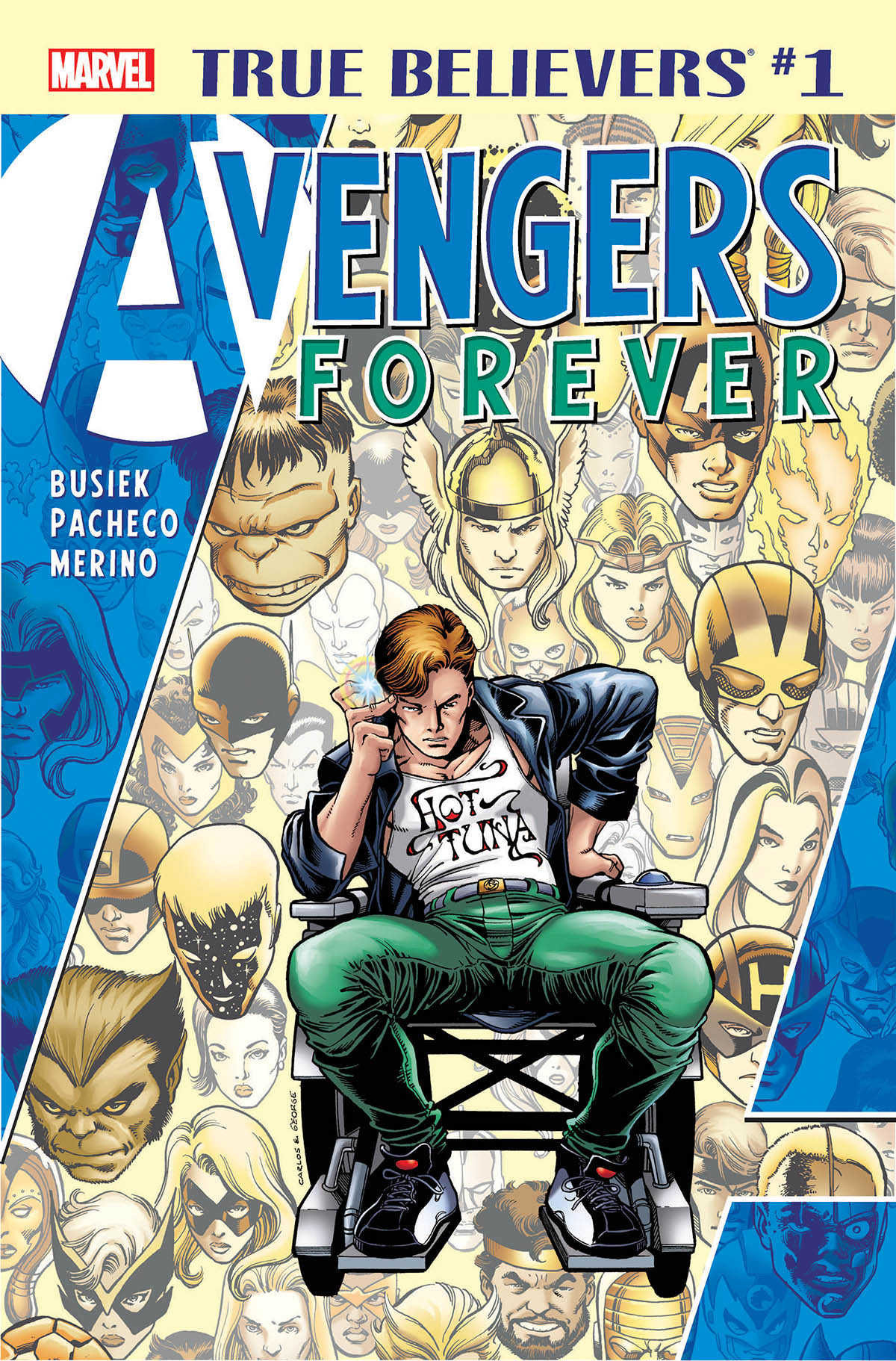 True Believers: Avengers Forever (2019) #1
