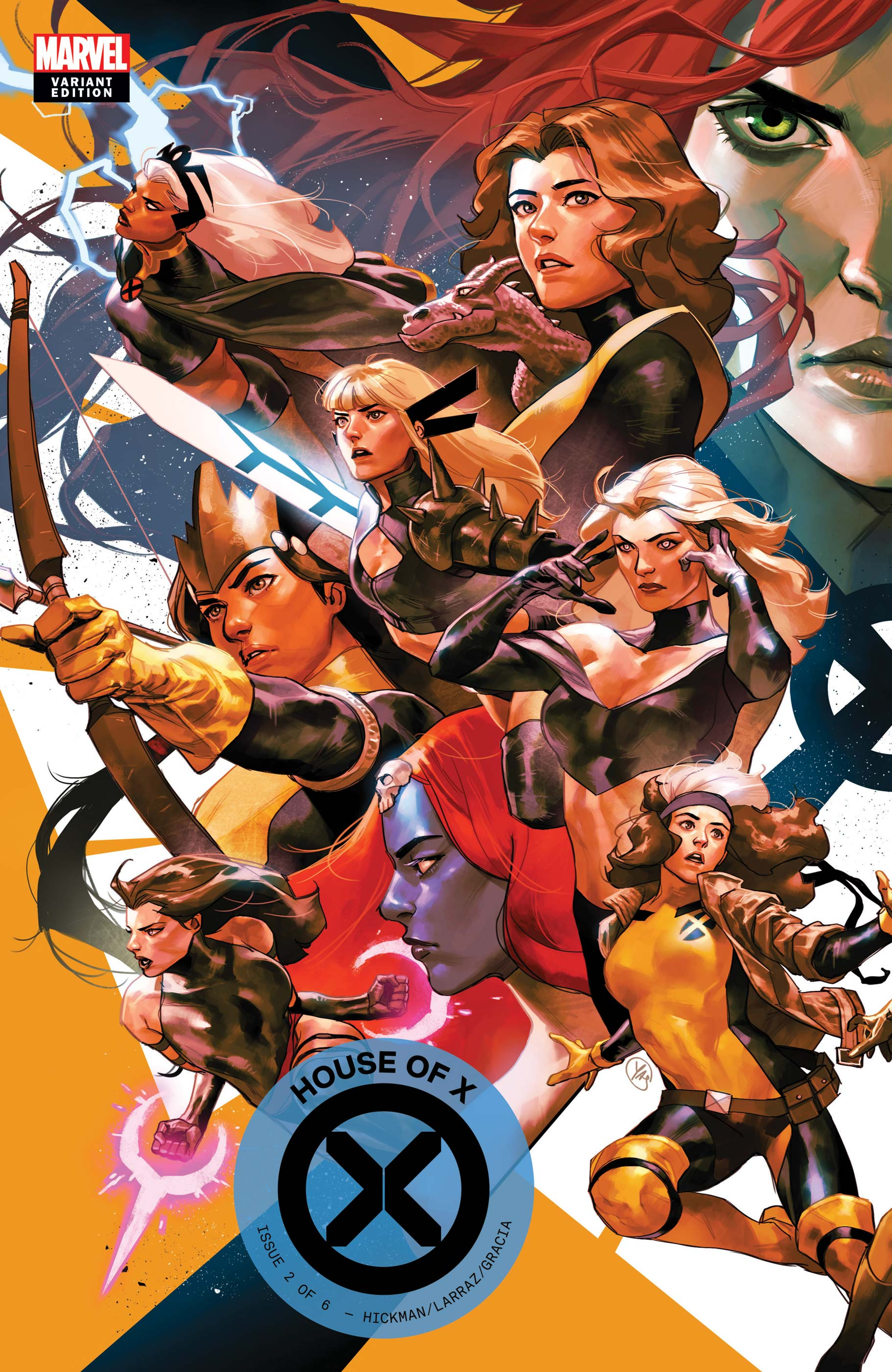 House of X (2019) #2 (Variant)