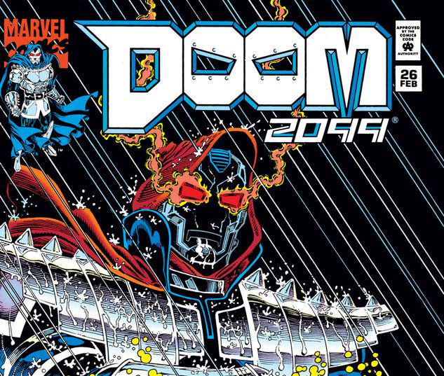 Doom 2099 #26