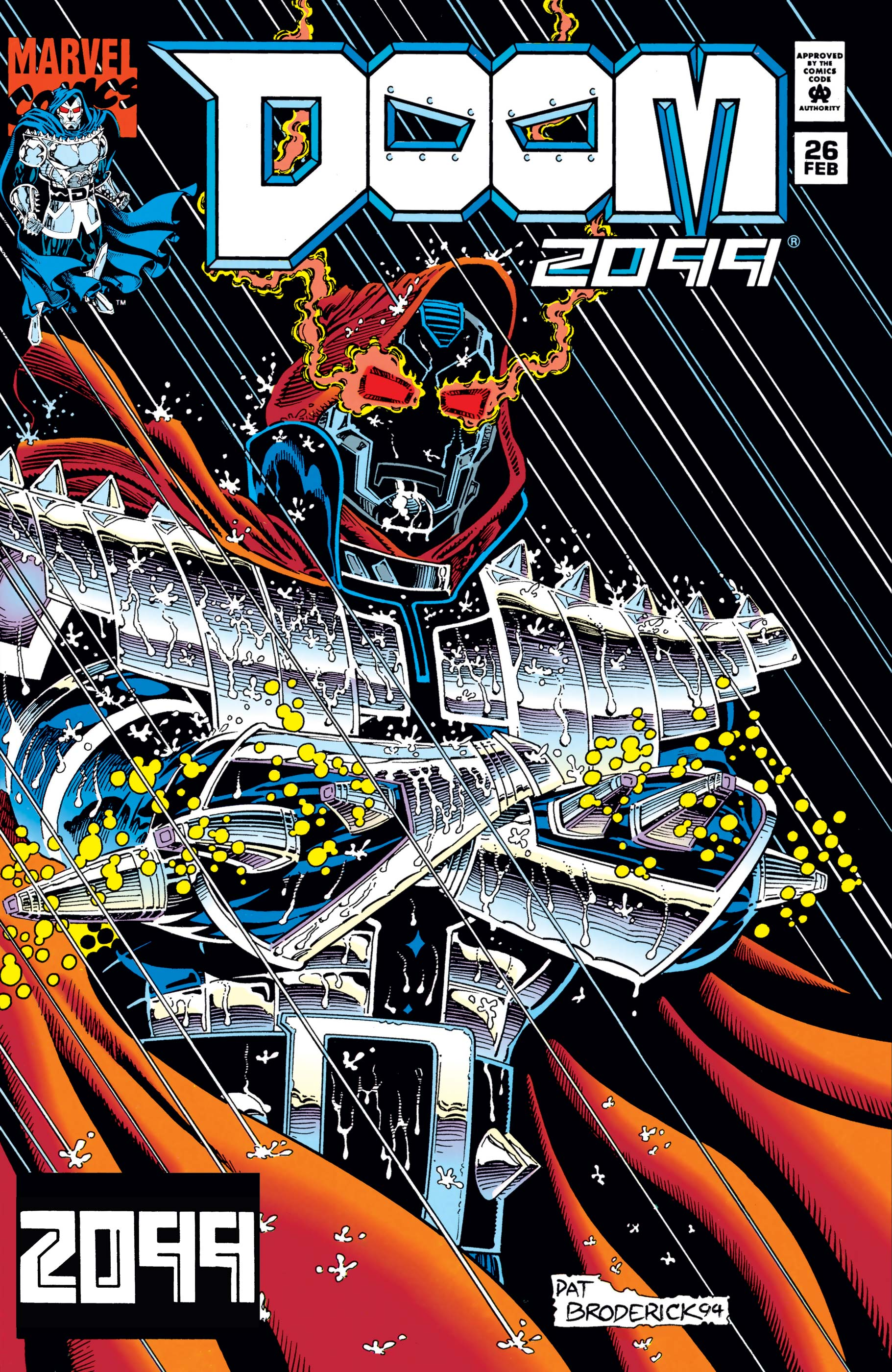 Doom 2099 (1993) #26
