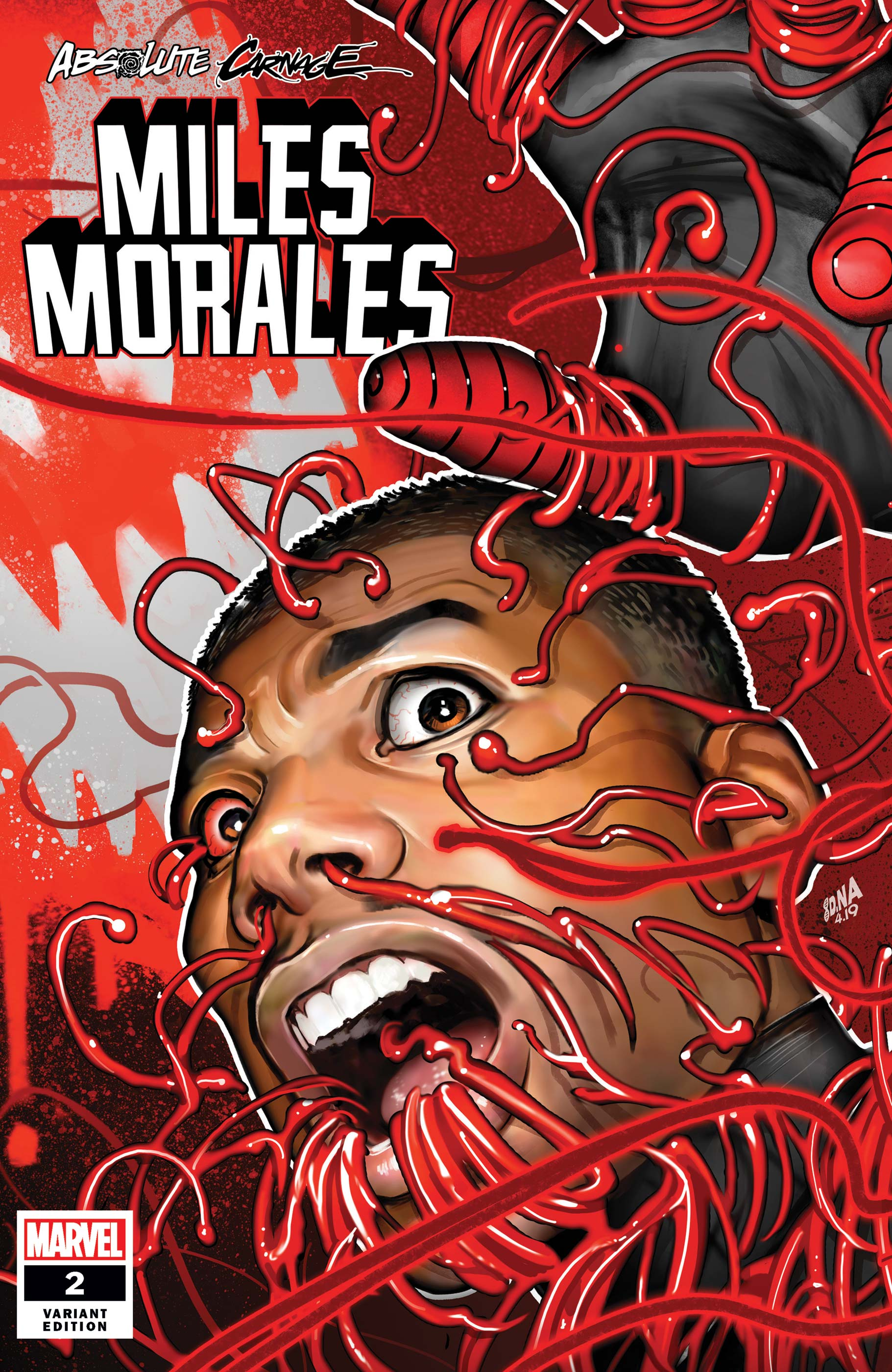 Absolute Carnage: Miles Morales (2019) #2 (Variant)