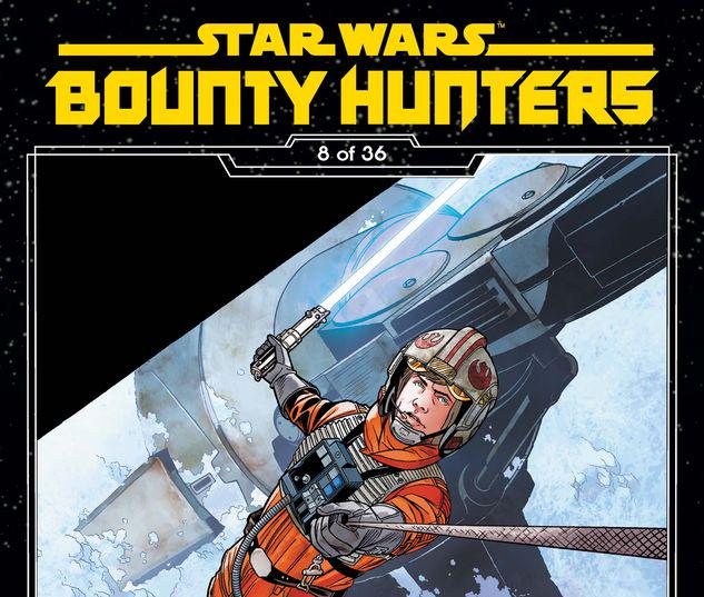 Star Wars: Bounty Hunters #3