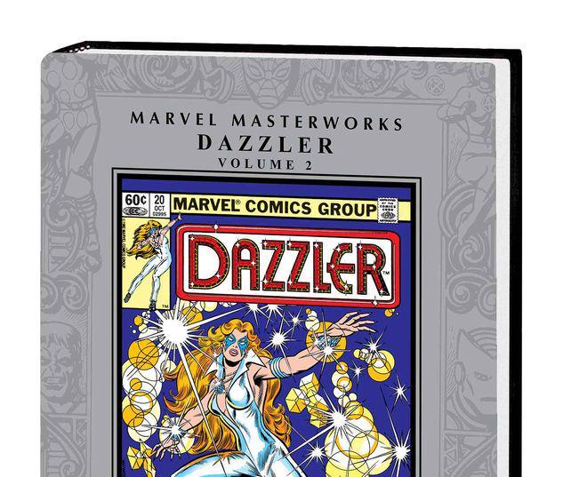 MARVEL MASTERWORKS: DAZZLER VOL. 2 HC #2