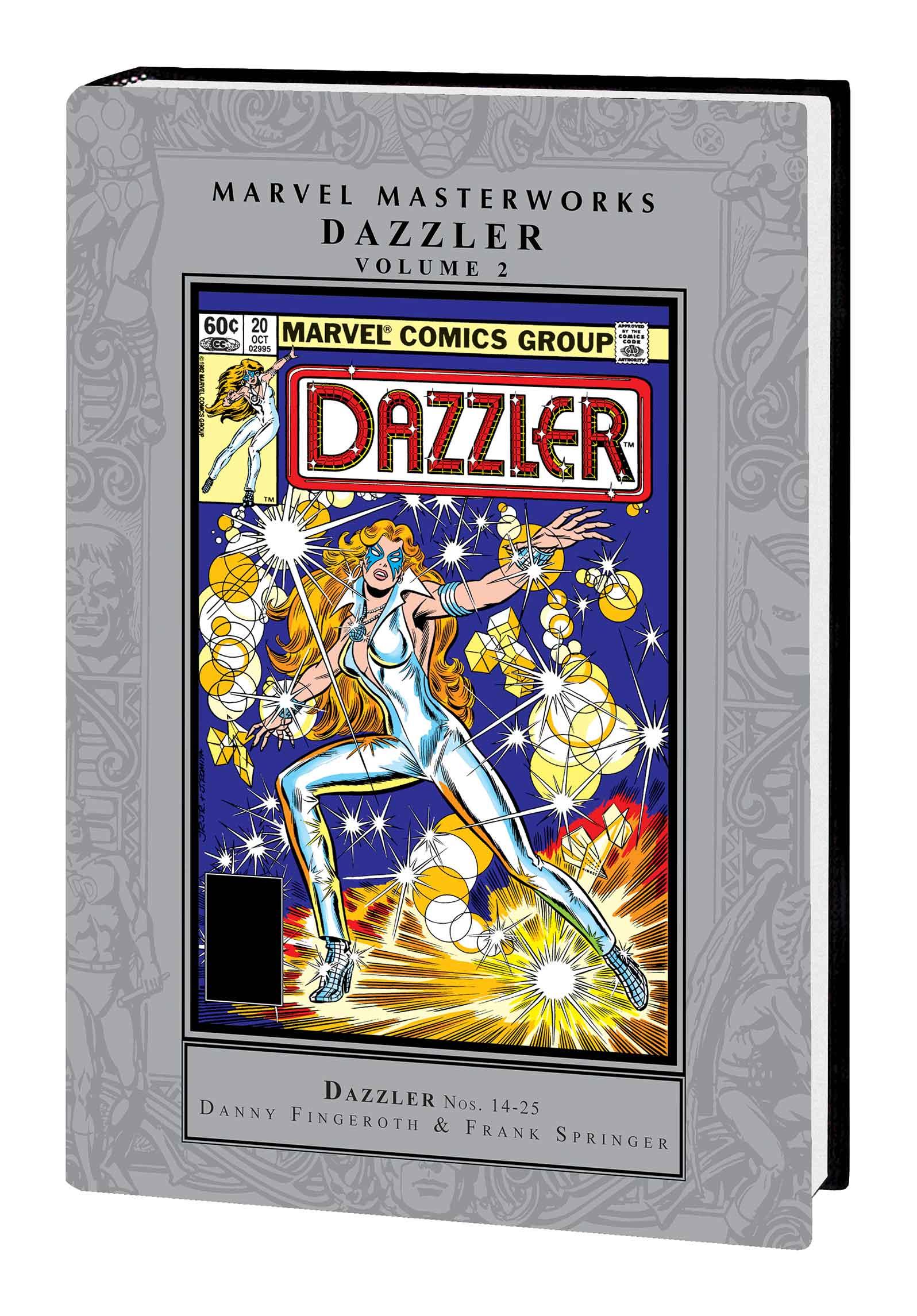 Marvel Masterworks: Dazzler Vol. 2  (Hardcover)
