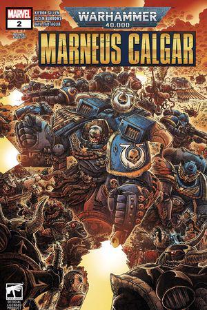 Warhammer 40,000: Marneus Calgar #2