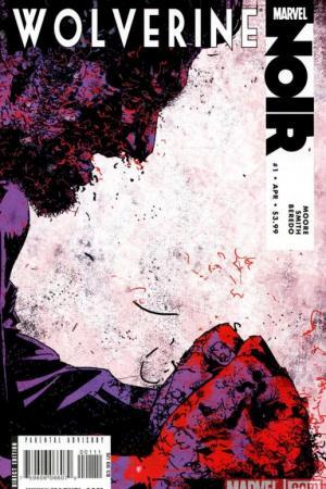 Wolverine Noir #1