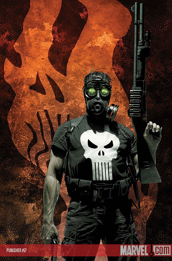 Punisher Max (2004) #57