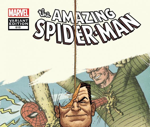 Amazing Spider-Man, Variant Edition (1999) #615