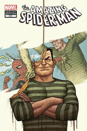 Amazing Spider-Man (1999) #615 (Variant Edition)