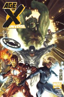 Age of X: Universe #1