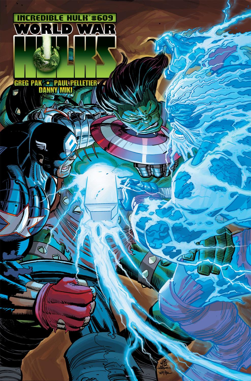 Incredible Hulks (2010) #609