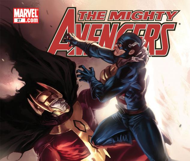 Mighty Avengers (2007) #27