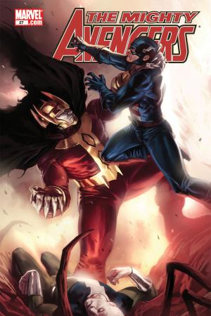 The Mighty Avengers (2007) #27