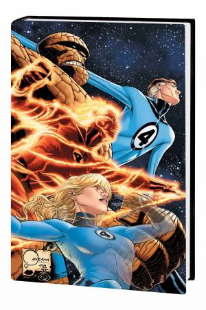 FANTASTIC FOUR BY JONATHAN HICKMAN VOL. 5 PREMIERE HC (Hardcover)