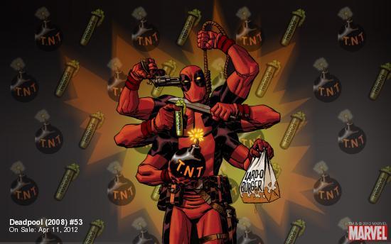 Deadpool (2008) #53