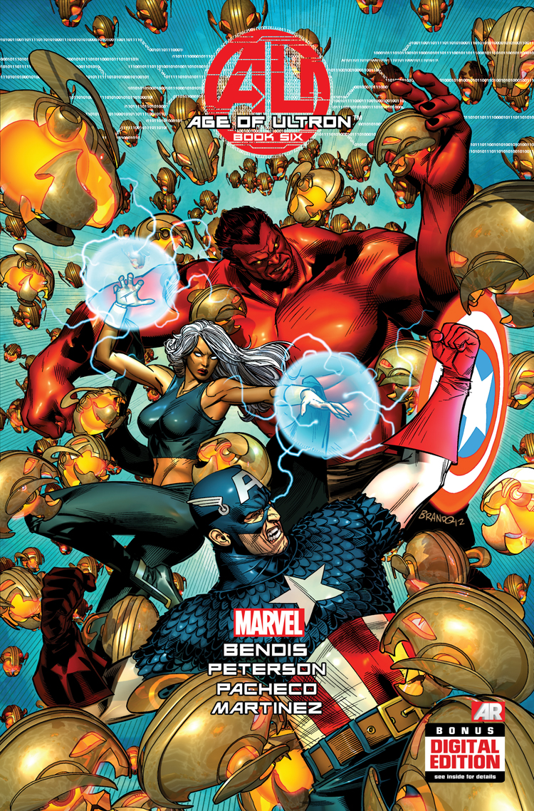 Age of Ultron (2013) #6