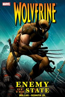 Wolverine: Enemy of the State Ultimate Collection (Trade Paperback)