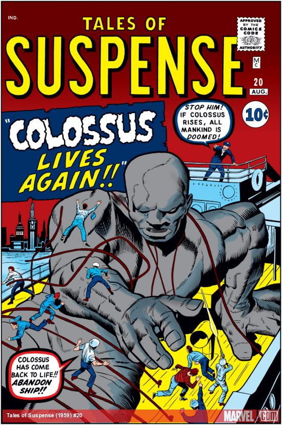 Tales of Suspense (1959) #20