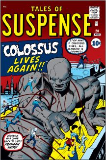 Tales of Suspense #20