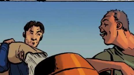 Marvel AR: Jeff Lindsay on Mar Dorado