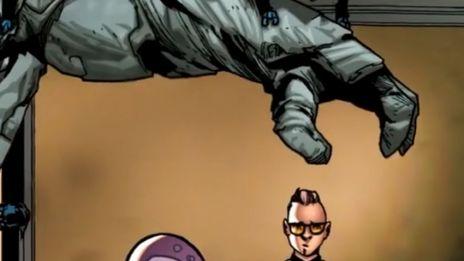 Marvel AR: Wolverine & the X-Men #1 Cover Recap