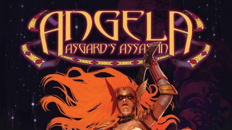 ANGELA: ASGARD'S ASSASSIN (2014) #1