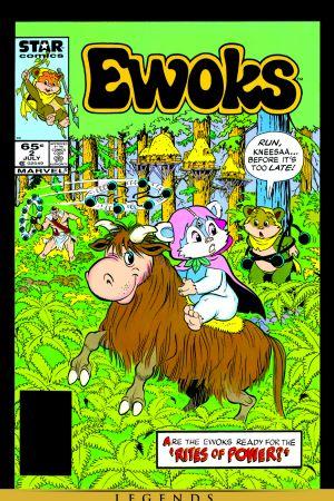 Star Wars: Ewoks (1985) #2