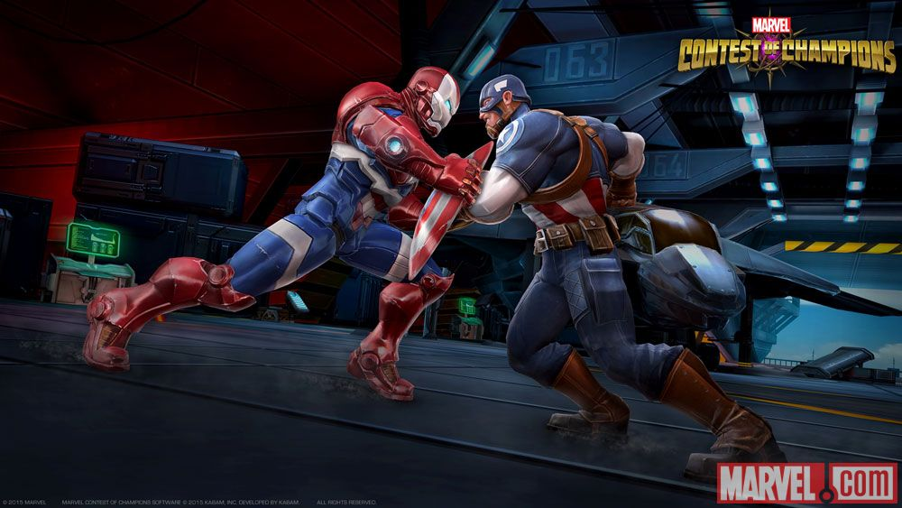 Download Marvel Contest Of Champion [Mod Apk]