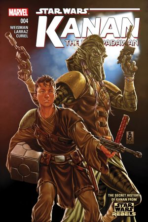 Kanan - The Last Padawan (2015) #4