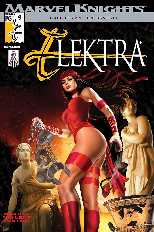 Elektra (2001) #9