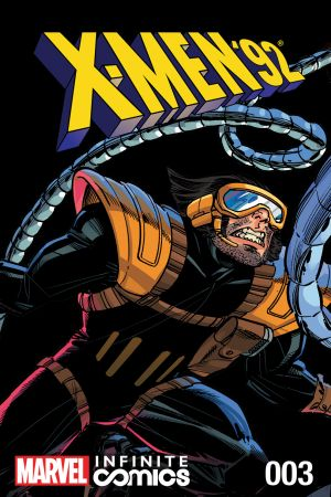 X-Men '92 Infinite Comic #3
