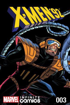 X-Men '92 Infinite Comic (2015) #3