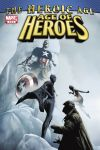 Age of Heroes (2010) #4 Cover
