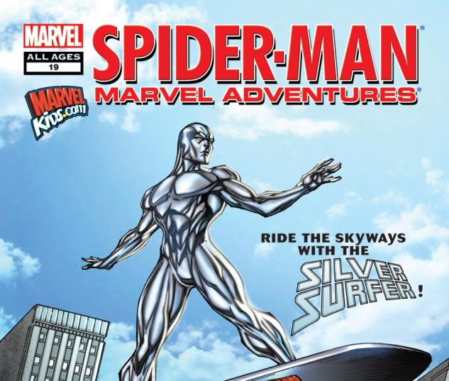 MARVEL ADVENTURES SPIDER-MAN (2010) #19 Cover