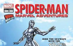MARVEL ADVENTURES SPIDER-MAN (2010) #19 Cover