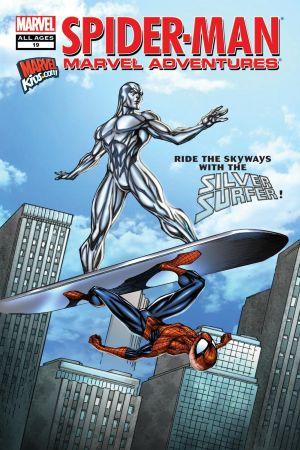 Spider-Man Marvel Adventures (2010) #19