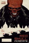 Red Skull (2010) #5 Cover