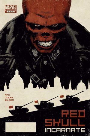 Red Skull (2010) #5