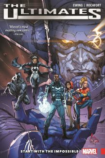 Ultimates: Omniversal Vol. 1 - Start with The Impossible (Trade Paperback)