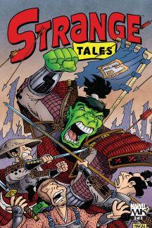 Strange Tales #3