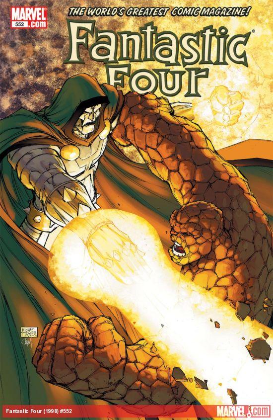 Fantastic Four (1998) #552