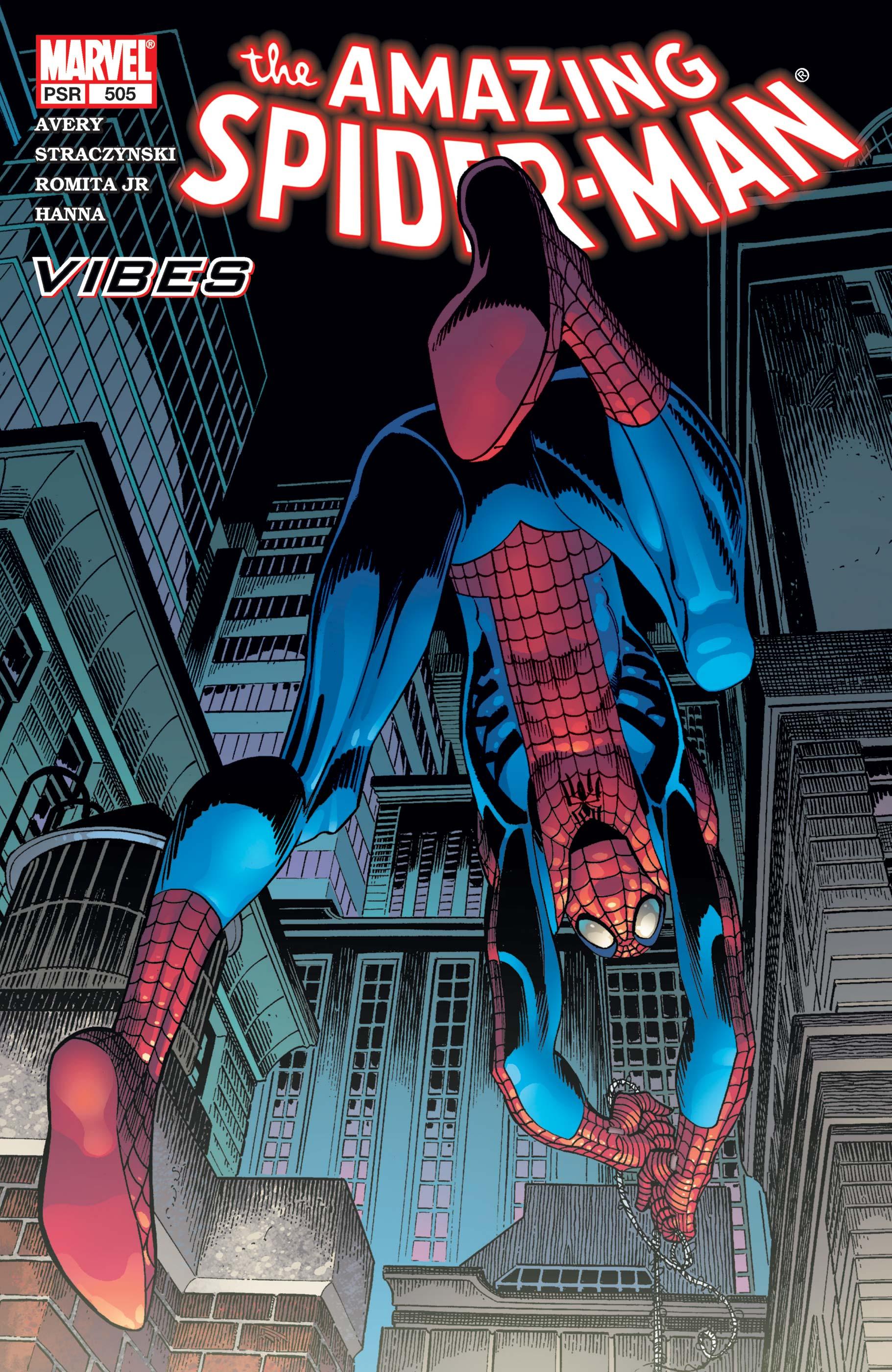 Amazing Spider-Man (1999) #505