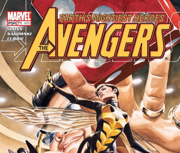 Avengers (1998) #71