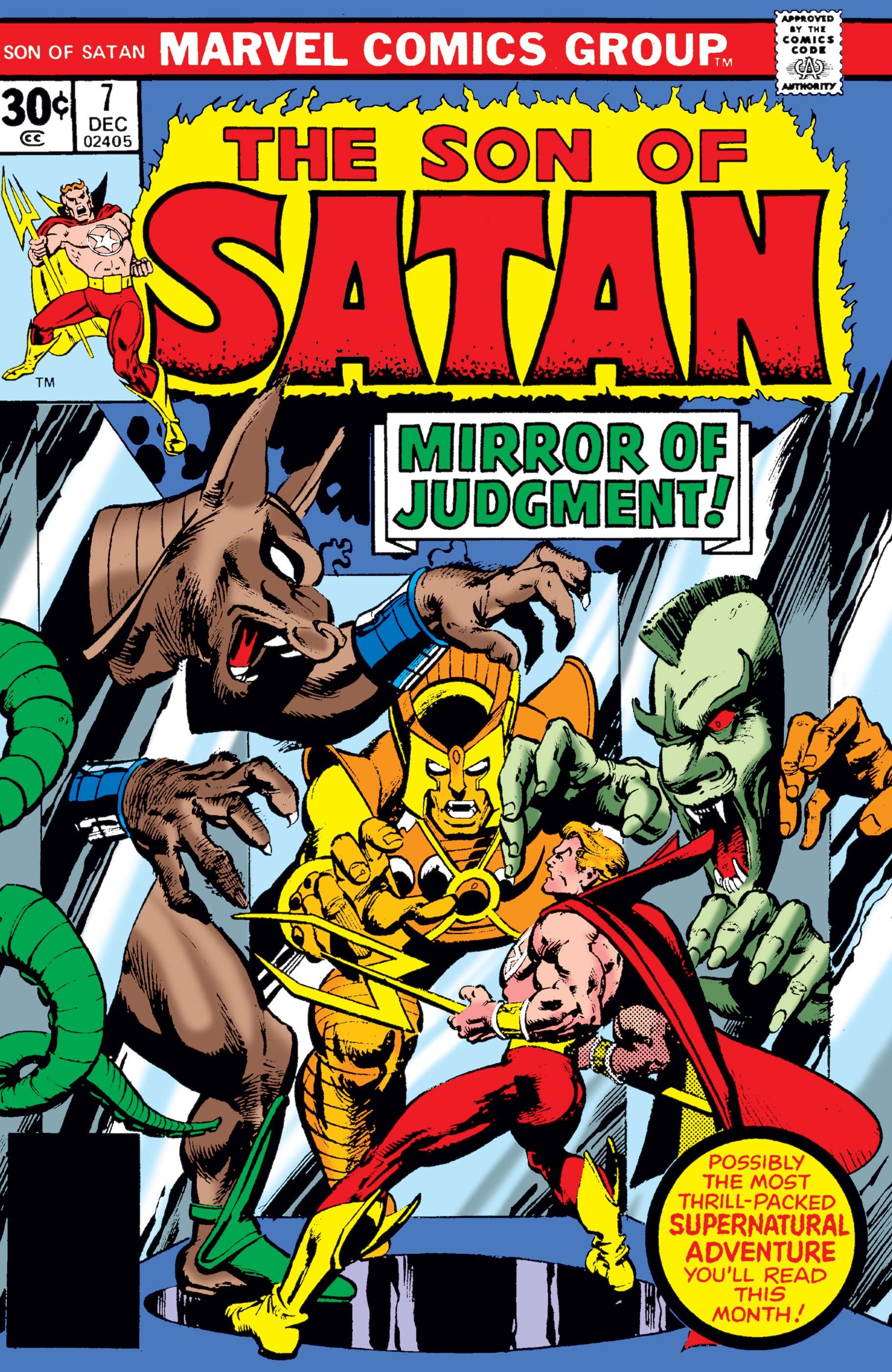 Son of Satan (1975) #7