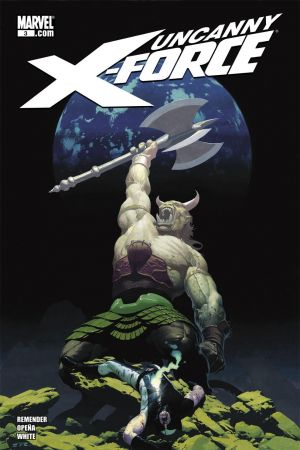 Uncanny X-Force (2010) #3