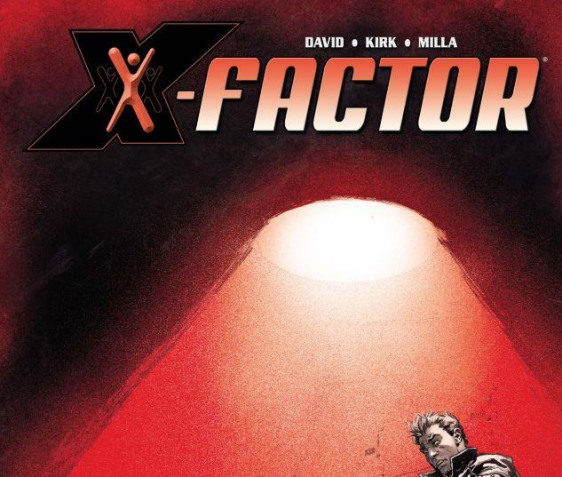 X-Factor (2005) #225