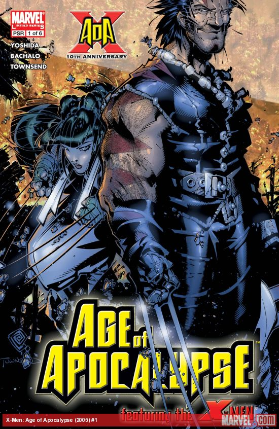 X-Men: Age of Apocalypse (2005) #1
