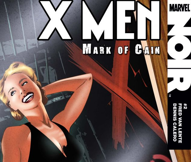 X-MEN NOIR: MARK OF CAIN (2009) #2