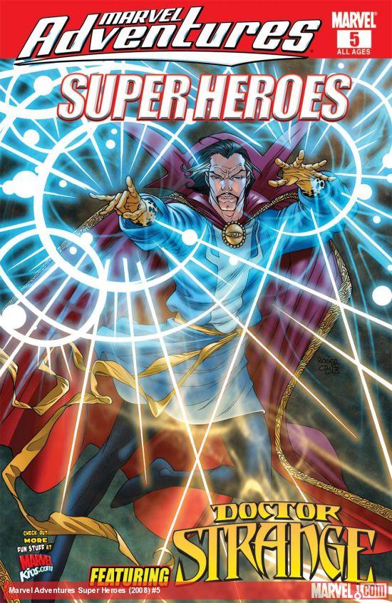 Marvel Adventures Super Heroes (2008) #5